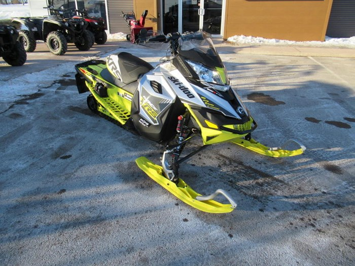 2016 Ski-Doo MXZ® X-RS® ROTAX 800R E-TEC Photo 2 of 12