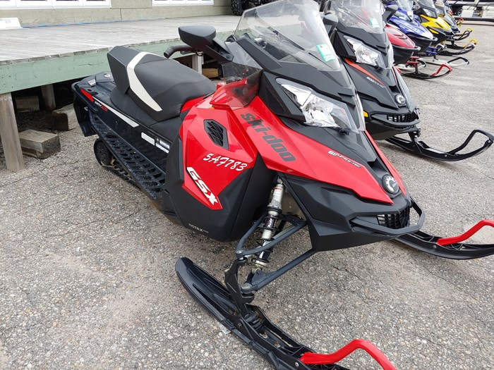 2014 Ski-Doo GSX LE Photo 1 of 2