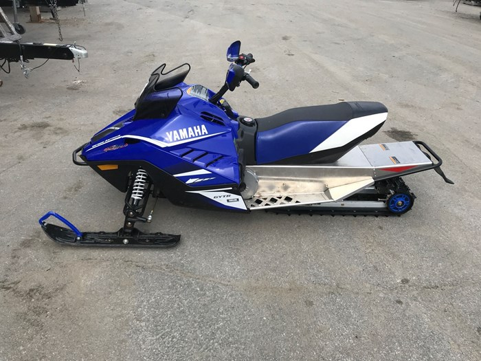 2018 Yamaha snowscoot 200 Photo 1 of 3