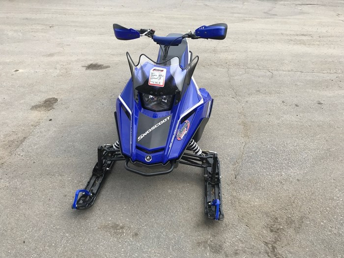 2018 Yamaha snowscoot 200 Photo 3 of 3