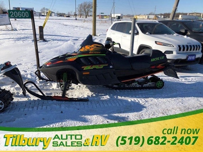 2000 Arctic Cat ZRT 600 Photo 1 of 12