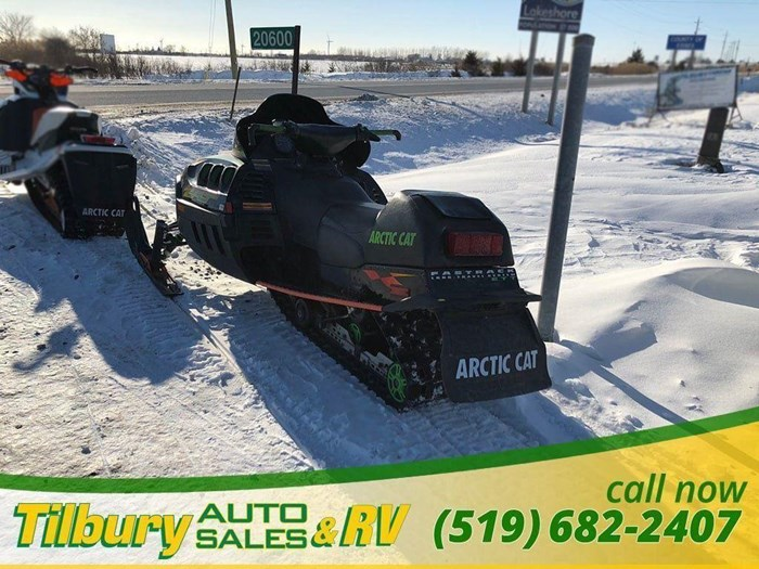 2000 Arctic Cat ZRT 600 Photo 4 of 12