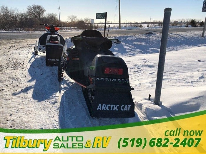 2000 Arctic Cat ZRT 600 Photo 5 of 12
