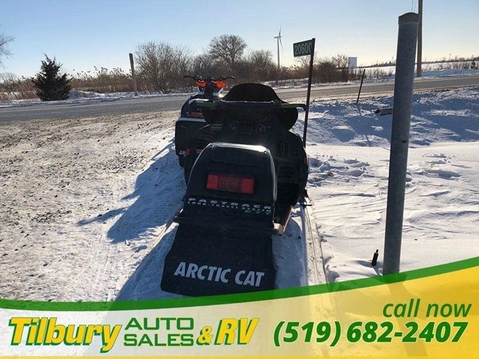 2000 Arctic Cat ZRT 600 Photo 7 of 12