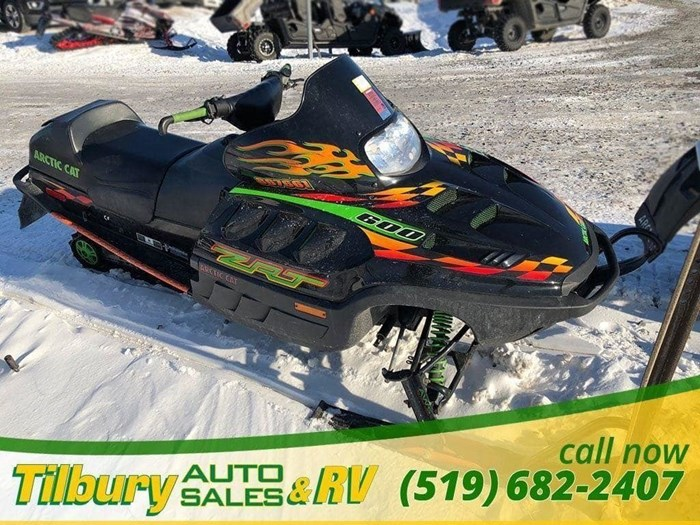 2000 Arctic Cat ZRT 600 Photo 9 of 12