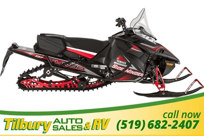 2017 Yamaha Sidewinder S-TX DX 137 Photo 1 of 9