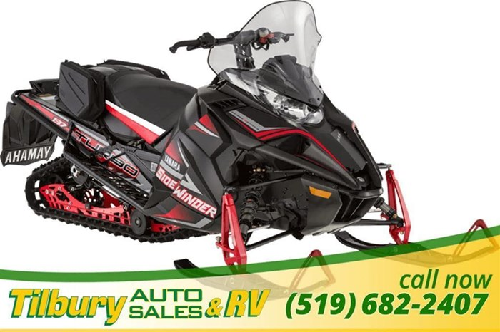 2017 Yamaha Sidewinder S-TX DX 137 Photo 2 of 9