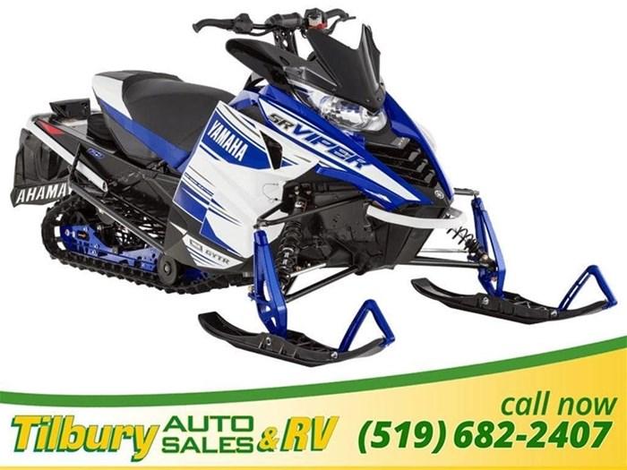2017 Yamaha SRVIPER R-TX SE Photo 2 of 2