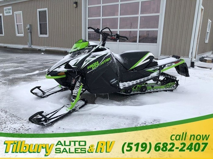 2018 Arctic Cat XF 8000 HIGH COUNTRY LIMITED ES Photo 1 of 17