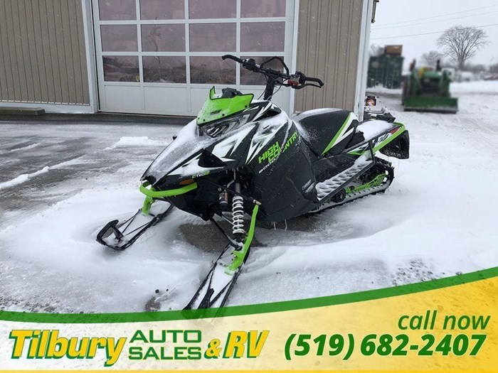 2018 Arctic Cat XF 8000 HIGH COUNTRY LIMITED ES Photo 2 of 17