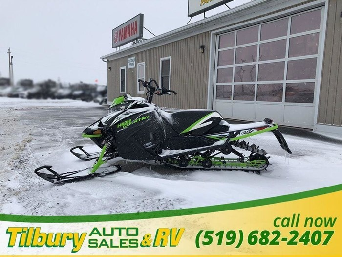 2018 Arctic Cat XF 8000 HIGH COUNTRY LIMITED ES Photo 3 of 17
