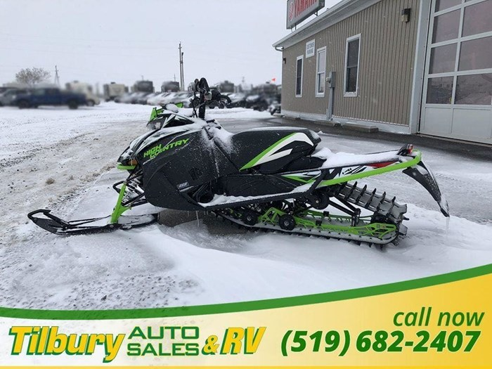 2018 Arctic Cat XF 8000 HIGH COUNTRY LIMITED ES Photo 4 of 17