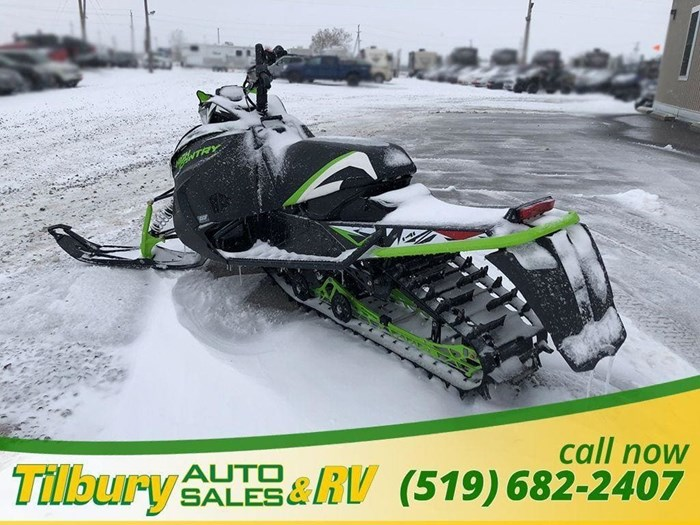 2018 Arctic Cat XF 8000 HIGH COUNTRY LIMITED ES Photo 5 of 17