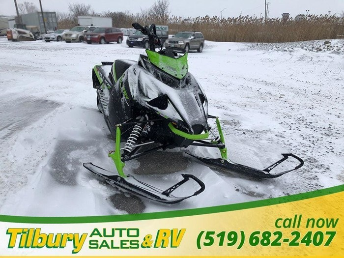 2018 Arctic Cat XF 8000 HIGH COUNTRY LIMITED ES Photo 6 of 17