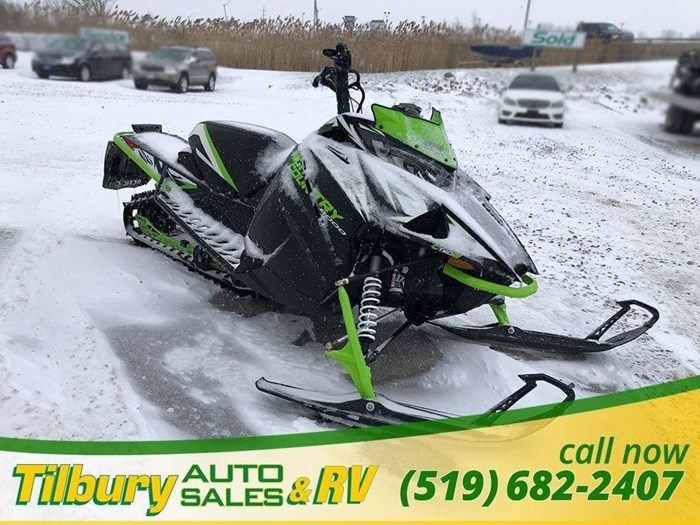 2018 Arctic Cat XF 8000 HIGH COUNTRY LIMITED ES Photo 8 of 17