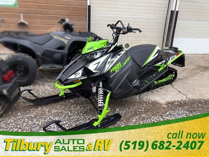 2018 Arctic Cat XF 8000 HIGH COUNTRY LIMITED ES Photo 9 of 17