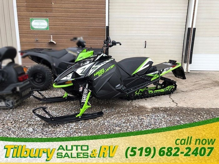 2018 Arctic Cat XF 8000 HIGH COUNTRY LIMITED ES Photo 10 of 17