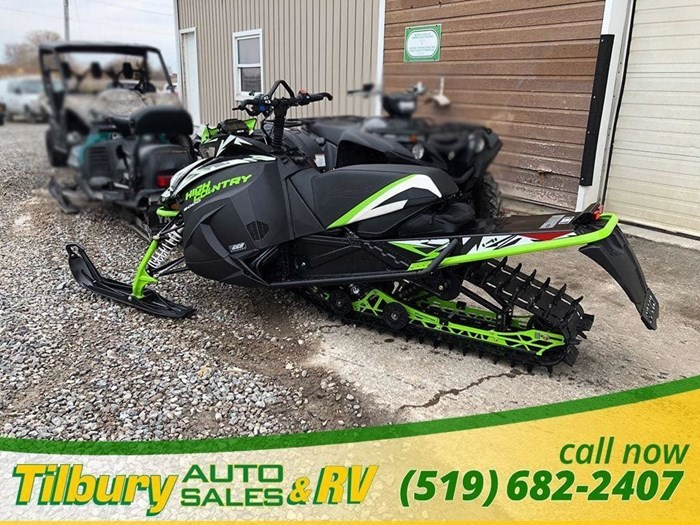 2018 Arctic Cat XF 8000 HIGH COUNTRY LIMITED ES Photo 11 of 17