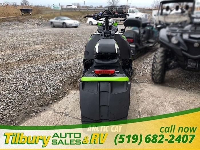 2018 Arctic Cat XF 8000 HIGH COUNTRY LIMITED ES Photo 12 of 17