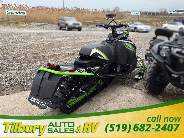 2018 Arctic Cat XF 8000 HIGH COUNTRY LIMITED ES Photo 13 of 17