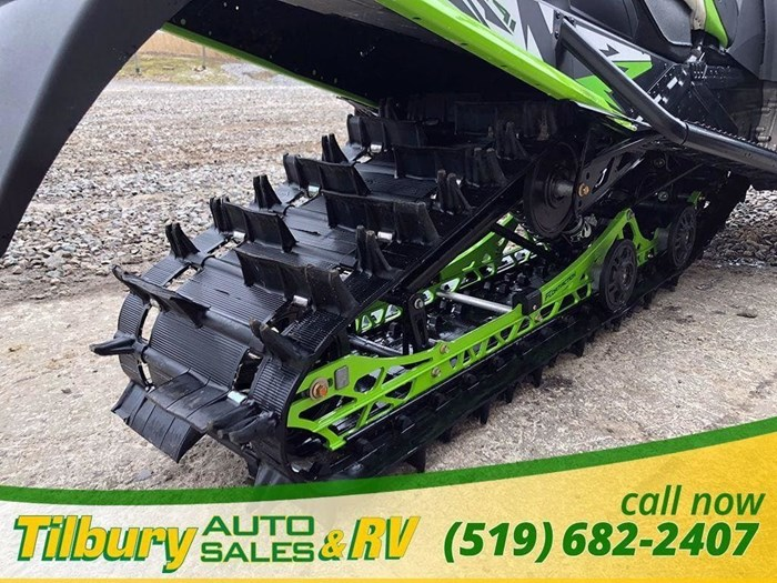 2018 Arctic Cat XF 8000 HIGH COUNTRY LIMITED ES Photo 14 of 17