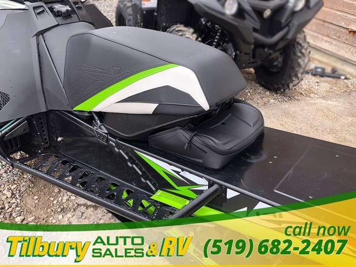 2018 Arctic Cat XF 8000 HIGH COUNTRY LIMITED ES Photo 15 of 17