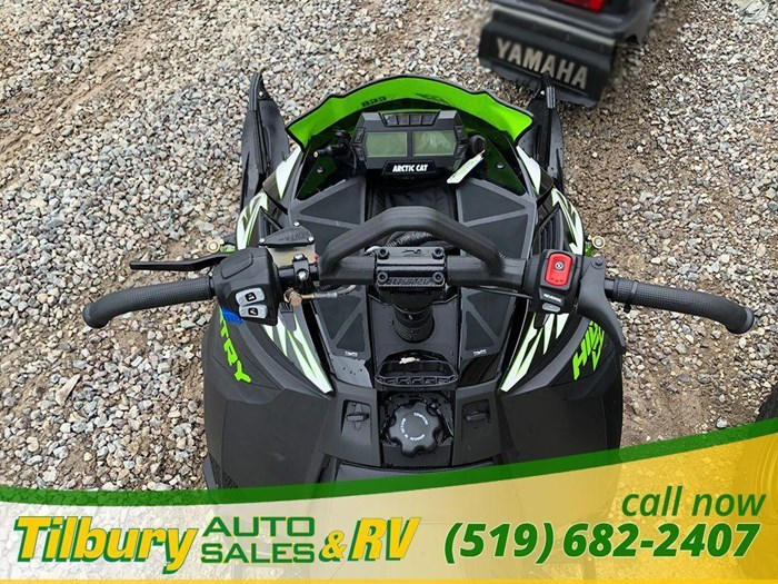 2018 Arctic Cat XF 8000 HIGH COUNTRY LIMITED ES Photo 16 of 17