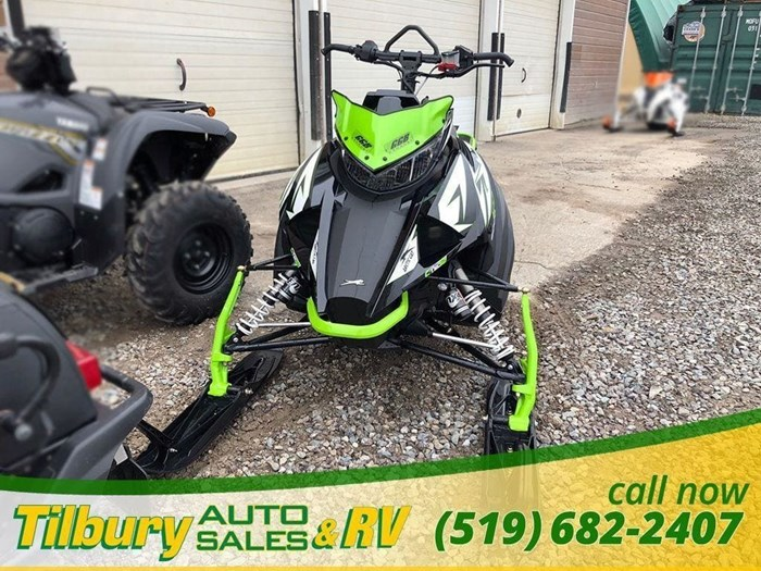 2018 Arctic Cat XF 8000 HIGH COUNTRY LIMITED ES Photo 17 of 17