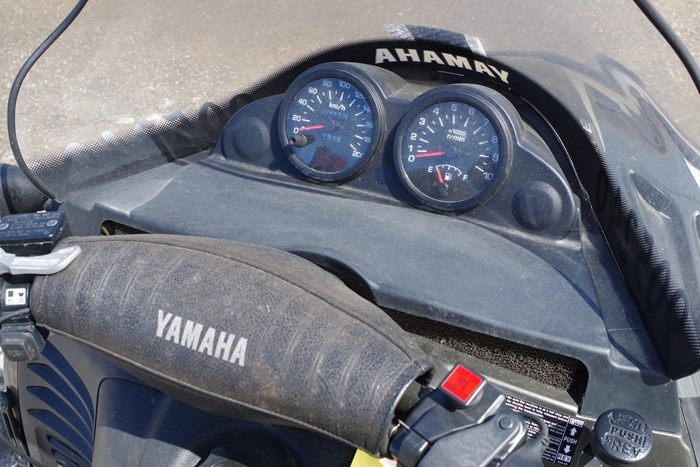 2002 Yamaha VENTURE 700 Photo 4 of 8
