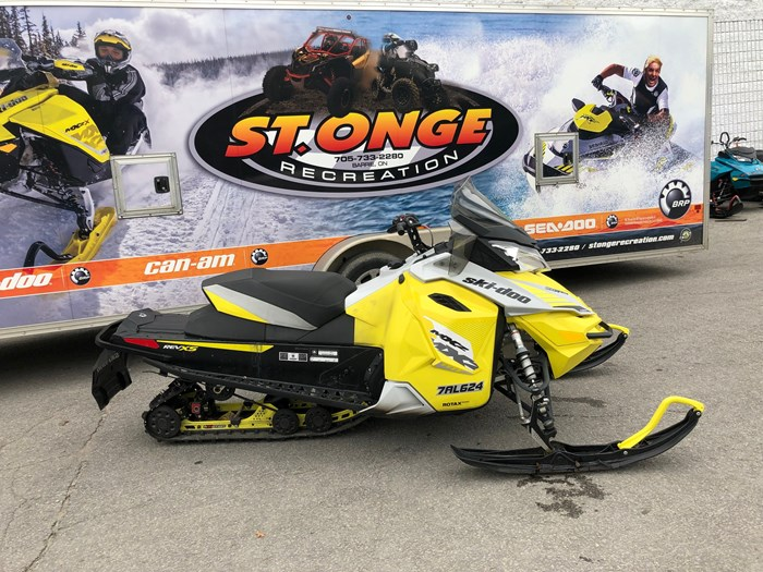 2015 Ski-Doo TNT 800 ETEC Photo 4 of 8