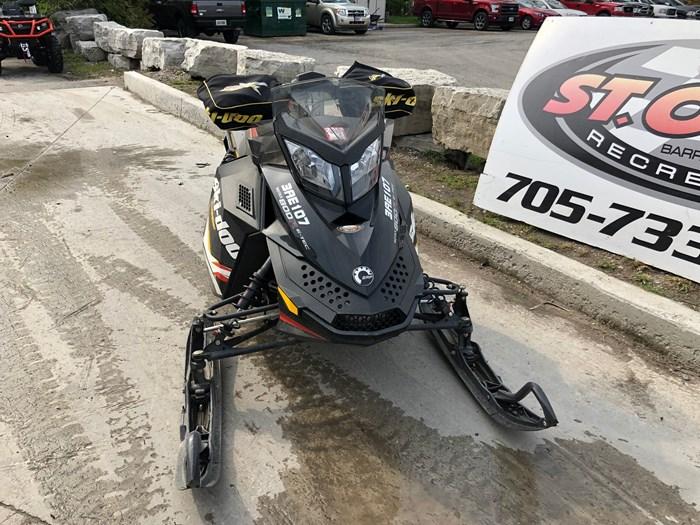2012 Ski-Doo MXZ X 800 QA Photo 3 of 8
