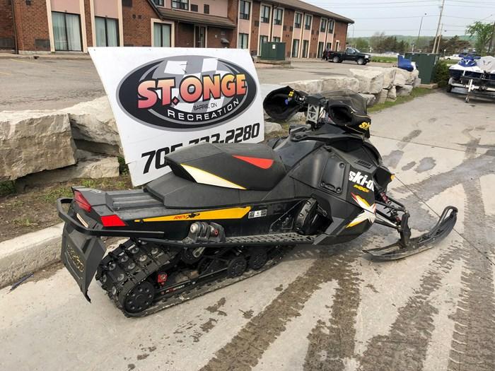 2012 Ski-Doo MXZ X 800 QA Photo 5 of 8