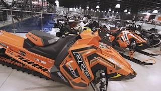 2014 Polaris PRO RMK 163 Photo 10 of 10