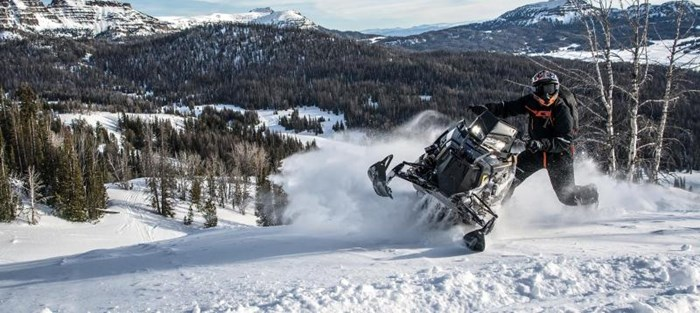 2019 Polaris PRO-RMK 155 Photo 4 of 7