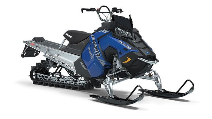 2019 Polaris PRO-RMK 155 Photo 1 of 7
