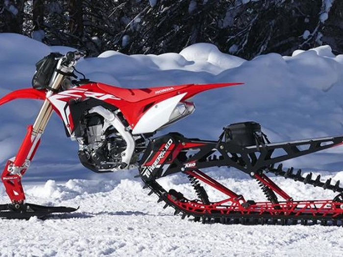 2018 TIMBERSLED ARO LT 137 LE Photo 1 of 15