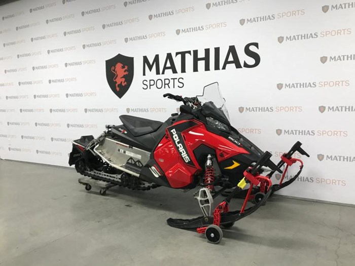 2015 Polaris Switchback 800 Pro-S - offre special Photo 3 of 12