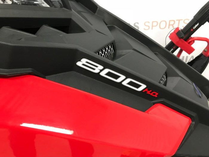 2015 Polaris Switchback 800 Pro-S Photo 10 of 12
