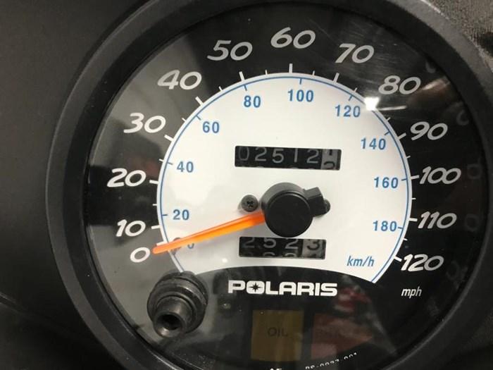2009 Polaris iq 600 Photo 7 of 7