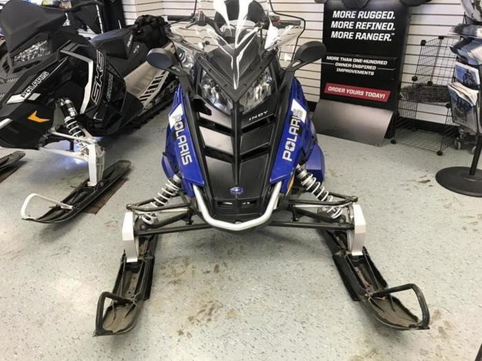2018 Polaris INDY® LXT 550 FAN 144 Electric 1.0 Energ Photo 4 of 4