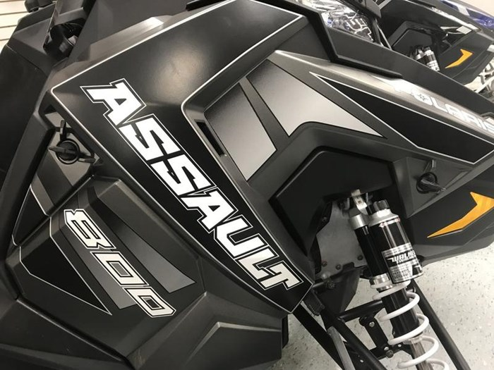 2018 Polaris Switchback® Assault® 800H.O. Cleanfire®1 Photo 3 of 10