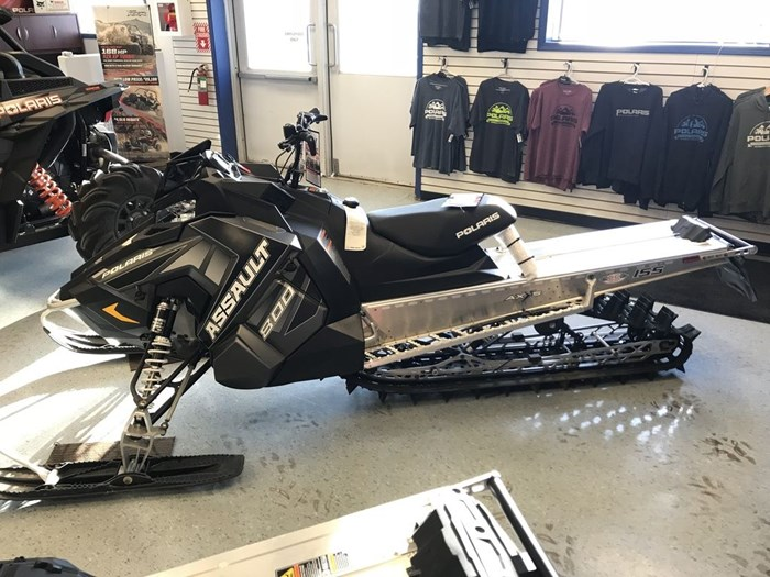 2018 Polaris RMK® Assault® 800 H.O. 155 Cleanfire® Ma Photo 1 sur 10