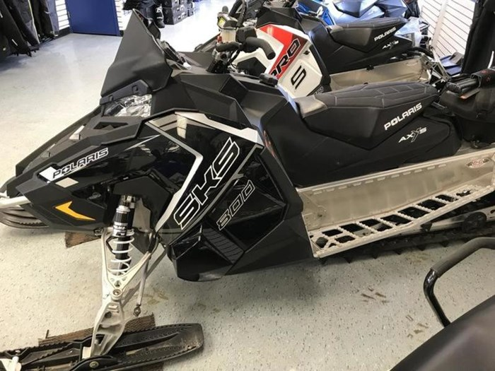 2018 Polaris SKS 800 H.O. Cleanfire® 146 Electric 2.2 Photo 2 of 11