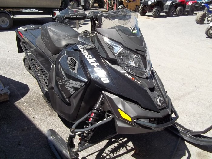 2016 Ski-Doo MXZ® X® Rotax® 800R E-TEC® Photo 2 of 2