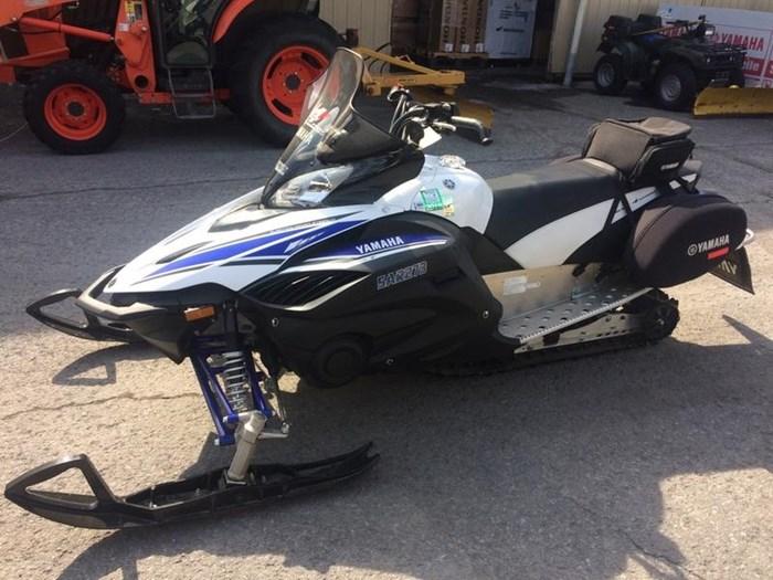 2018 Yamaha RS Vector Photo 2 of 2