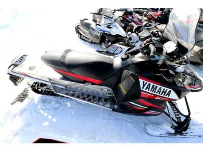 2014 Yamaha SRViper® Photo 4 of 10