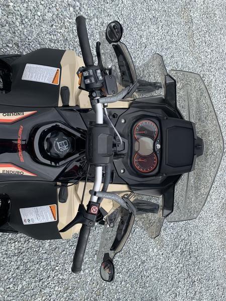 2017 Ski-Doo Renegade® Enduro ROTAX® 800R E-TEC® Ice Photo 3 of 11
