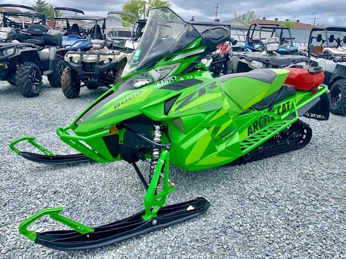 2016 Arctic Cat ZR 6000 Limited (137) Photo 1 of 10
