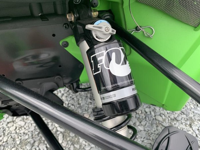 2016 Arctic Cat ZR 6000 Limited (137) Photo 9 of 10