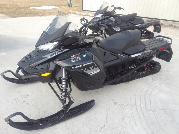 2019 Ski-Doo RENEGADE ADRENALINE 900 TURBO Photo 1 of 6